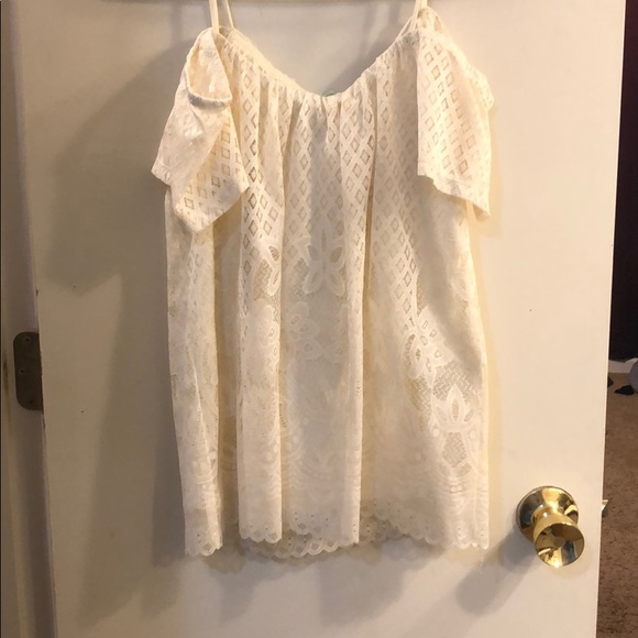 Maurices Tops - Off the shoulder tank